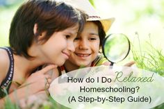Lots of people who have read about our relaxed homeschooling lifestyleor my book, Think Outside the Classroom (where I flesh that out a bit), still have q