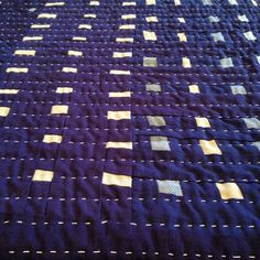 Improvisational piecing and hand quilting workshop by Heidi Parkes 2016:  Wisconsin quilt museum