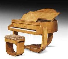 Strohmenger - Art Deco Piano