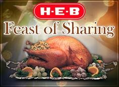 News/Events @ Your Library: See Us @ Annual H-E-B Feast of Sharing, Dec. 9