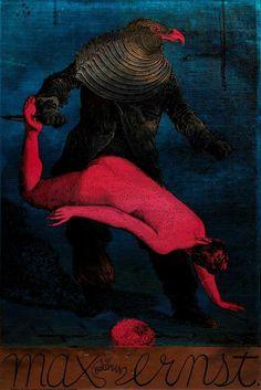 Ernst/surrealism #surrealismo #dibujo #arte
