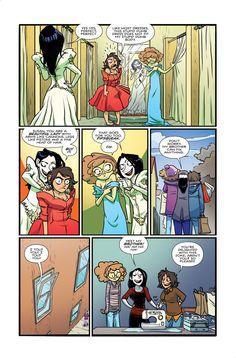 Preview: Giant Days #5, Giant Days #5 Story: John Allison Art: Lissa Treiman Cover: Lissa Treiman Publisher: BOOM! Studios/BOOM! Box Publication Date: July 15th, 201..., #All-Comic #All-ComicPreviews #BOOM!Box #Boom!Studios #Comics #GiantDays #JohnAllison #LissaTreiman #Previews