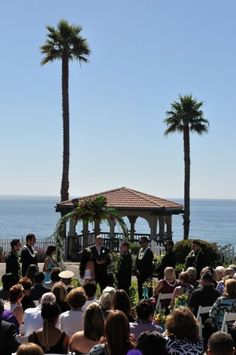 Weekend at Pismo Beach - Wedding Ceremony with Ventana Grill