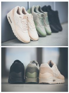 Nike Air Max 1 SP 'Patch Pack' #girlslovesports