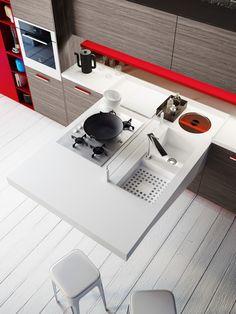 modern kitchen designs | board modern kitchen | snaidero usa, Kuchen