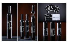 Refined Yet Practical - Wine Bottle Umbrella