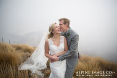 Beautiful candid #weddingphotography by http://www.alpineimages.co.nz/ #destinationweddings #heliweddings