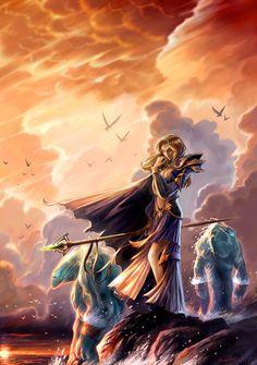 [blizz-art.com] Illustration de Jian Guo