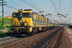 Bilbao, Ebro, Train, Vehicles, Alphabet, World, Railroad Photography, Electric Locomotive, Zaragoza
