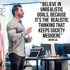 If you want to be different, don't think like everyone else.  Arvin Lal, CEO of SHREDZ  #SHREDZ #Shredzarmy #fitness