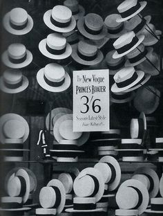 From a bygone era! Classic Boater Hats ZsaZsa Bellagio – Like No Other: guys Mode Masculine, Vintage Stil, Vintage Men, Latest Fashion, Mens Fashion, Boater Hat, Hat Shop, Summer Hats, Hats For Men