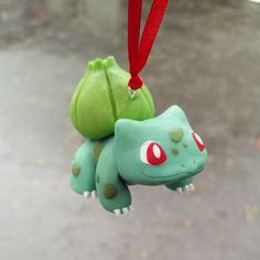 polymer clay Pokémon characters