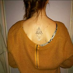 My new tattoo  #tattoo #inked #new #tattooshop #Blois #France #indie #harrypotter #deathlyhallows