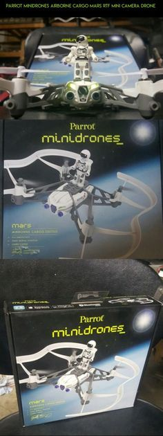 Parrot Minidrones Airborne Cargo Mars RTF Mini Camera Drone  #jumping #racing #shopping #kit #fpv #drone #plans #products #mini #parts #technology #camera #parrot #gadgets #tech #race #drone