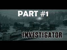 Investigator прохождение#1