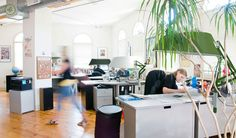 I'd Use This: Creative Private (Headspace) Cubicle