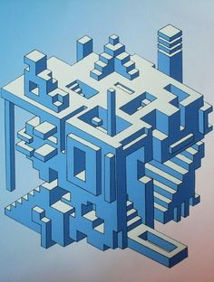 architectural drawing patterns Isometric Cube by HideAndSeeek on deviantART - Isometric Cube, Isometric Drawing, Isometric Design, Architect Drawing, Perspective Art, Cube Design, Technical Drawing, Clipart, Geometric Shapes