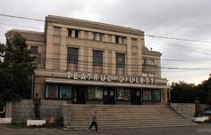 Giulesti Theatre, Bucharest. Source: Google