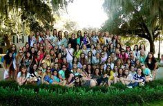 Sisterhood retreat 2011-Savannah, Ga.