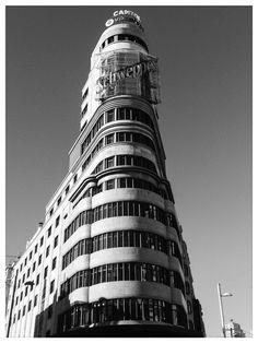 Madrid, Plaza de Callao
