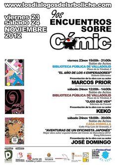 IX Diálogos del Sr. Boliche