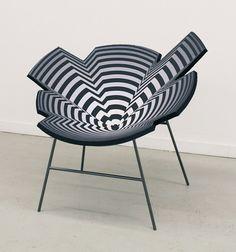 Riley chair by Rosie Li