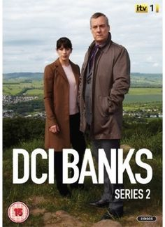 DCI Banks -(Stephen Tompkinson),  BBC detective series. He's like a modern George Gently.  Caroline Catz is good in her role.