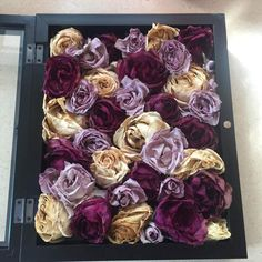A diy tutorial for preserving your wedding bouquet and styiling in a wedding bouquet preservation project diy solutioingenieria Gallery