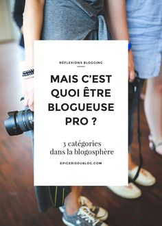 YO! Blogueuse pro, ça veut dire quoi après tout? Business Inspiration, Work Inspiration, Site Wordpress, Social Entrepreneurship, Blog Page, Expressions, Blog Sites, Le Web, Inbound Marketing