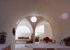 earthbag house - Hurricane and Flood resistant.