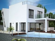 Villa for Sale in Elviria, Costa del Sol - You may think that it would be a hard job to build your own tailor made holiday  home. But if you are someone demanding the best, the best for you and your family, at the best possible price, then we suggest you thinking about a personal middle term objective whose final result cannot be comparable to any existing property available on-market.