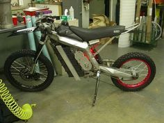 Electric Motorcycle 13
