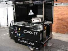 ape street food Nero Caffè - www.vsveicolispeciali.com www.vsveicolispeciali.com #streetfood #apepiaggio #apecar #veicolispeciali #vsveicolispeciali