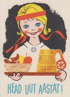 Soviet Postcards from Estonia