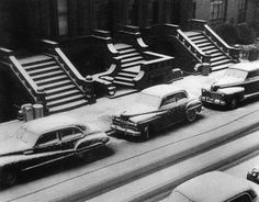 NYC. Manhattan. December,1947. Ruth Orkin Photo Archive