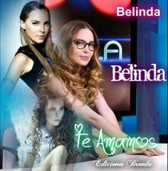 @Belinda Peregrin te amamos!! BELI!!! Venezuela TE AMA! ♥