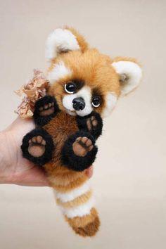 Red Panda by By Tatiana Matlyak | Bear Pile
