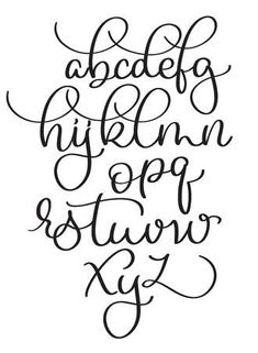 different lettering styles alphabet Lettering Styles Alphabet, Calligraphy Fonts Alphabet, Tattoo Lettering Fonts, Graffiti Lettering, Typography Letters, Handwriting Fonts, Script Fonts, Font Alphabet, Graffiti Alphabet