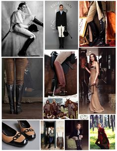 """In Esteem Of The Elegant Horse: """"Equestrian"""" Inspired Style Women's Equestrian, Equestrian Fashion, Autumn Inspiration, Style Inspiration, Fashionable Snow Boots, Timeless Classic, Horseback Riding, Beautiful Horses, Formal"""