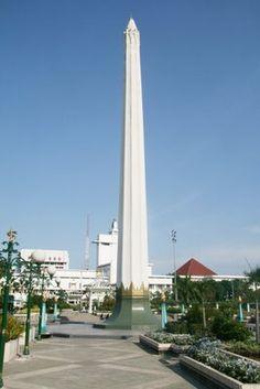Surabaya - Monumen Pahlawan