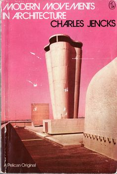 Modern Movements in Architecture: vintage book cover