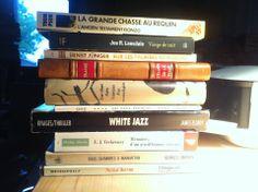 Bon allez on ose le dire, c'est l'un de nos préférés à nous, le Top10 de Geoffroy M-G., Annecy Jazz, Ose, Rivage, Fabre, Thriller, Books, Shark, Libros, Book