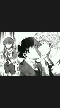 Akise kisses Yuki in front of Yuno. He's was just asking to die huh..