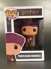 Professor Quirrell (Harry Potter) Funko Pop - Custom With Box