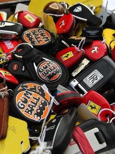 Gumball 3000 - Bucket List