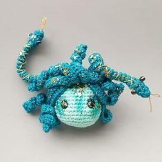 Baby Squirrel, Crochet Dolls, Medusa, Felting, Fiber Art, Needlepoint, Crocheting, Sewing Patterns, Creations