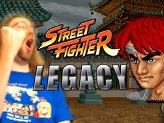 STREET FIGHTER (1987 Part 1): Street Fighter Legacy 2016