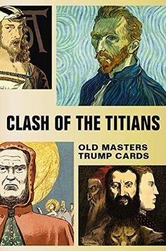 Clash of the Titians: Old Masters Trump Game (Magma for L...