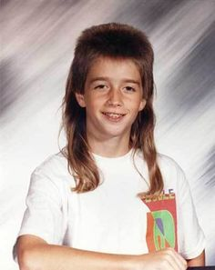 Most Terrifying #Childhood #Hairstyles gallery, check it out