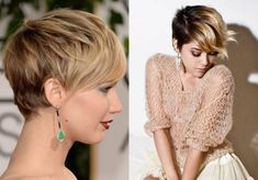 Vivacious Short Pixie Haircuts